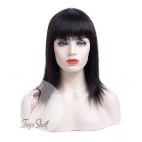 Long Beautiful Black False Eyelashes - Women Human Hair